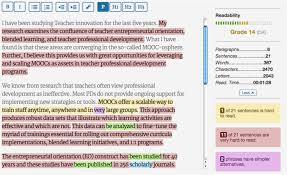 peer review historyrewriter a myriad of programs has proliferated that are to educators grammarly claims to and correct ten times more mistakes than a word processor