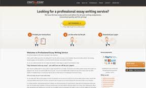 essay writing service reviews   essaypaperreviews comcraftmyessay com company review