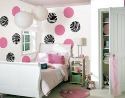 lovely zebra room accessories teen bedroom idea with design print dots wallpaper decor ideas and round accessorieslovely images ideas bedroom