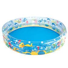 <b>Бассейн надувной Bestway детский</b> 157х46 см (51117 ...