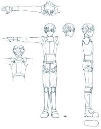 3d character reference sheet by cika on 3d character reference sheet by cika 3d character reference sheet by cika