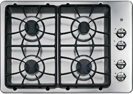 black appliance matte seamless kitchen:  jgpdet ss front view dd