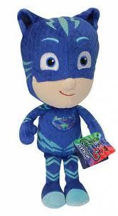 <b>PJ Masks</b> — <b>Мягкая игрушка</b> Кетбой м/ф Герои в масках 20 см., PJ ...