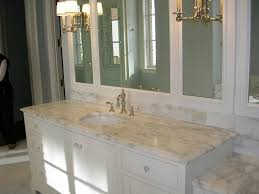 Bathroom White Vanities Best Color For Granite Countertops And White Bathroom Cabinets