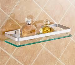 Wall Mounted Holder <b>Modern</b> Bathroom Rack <b>Space Aluminum</b> ...