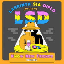 <b>No New Friends</b> (LSD song) - Wikipedia