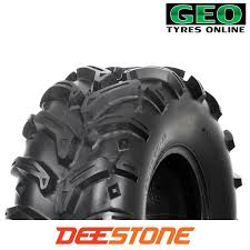ATV Tyre - <b>Deestone Swampwitch D932</b>   24x11-10   GEO Tyres