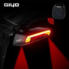 meialn X5 <b>wireless remote</b> control <b>steering bicycle</b> gub taillights ...