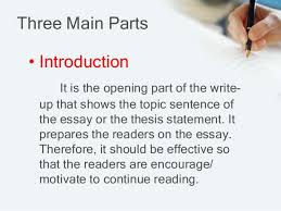 An Introduction to Essay  Its Parts and Kinds SlideShare