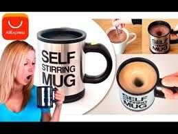 <b>КРУЖКА</b>-МЕШАЛКА <b>SELF STIRRING</b> MUG С ALIEXPRESS ...