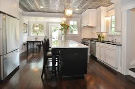 Ceiling Tiles For Kitchen Kitchen Rehab Before After Cominuproses