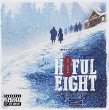 Ennio Morricone. <b>Quentin Tarantino's</b> The Hateful Eight. Original ...