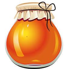 Картинки по запросу в баночке  лимон мед