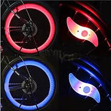 Buy Bridge2Shopping <b>Bicycle Wheel Spoke</b> LED <b>Light</b> With 3 ...