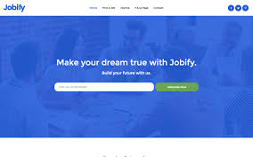 job portal website templates available at webflow why choose webflow for your job portal website template