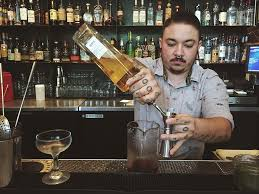 the sipologisti feel like my bartending path really started in the boh working the line  that    s where i learned organizational skills  amp  time