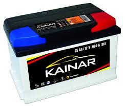 Автомобильный аккумулятор <b>Kainar 6СТ</b>-75 VL АПЗ о.п. L3B ...
