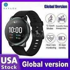<b>Global Version Haylou</b> Solar LS05 Smart Watch 12 Sports Mode ...