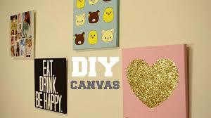 c3 a2 c2 9c 82 diy wall decor custom canvas youtube 3 bedroom apartments bedroom furniture teen boy bedroom canvas