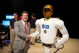 Resultado de imagen de Robonaut-2  el robot de la NASA