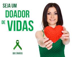 Resultado de imagem para dia nacional da doação de órgãos
