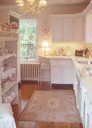 small shabby chic kitchen charming shabby chic kitchen