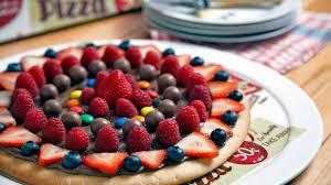 نتيجة بحث الصور عن بيتزا الفواكه