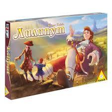 <b>Настольная игра PIATNIK</b> Лилипут — купить в интернет ...