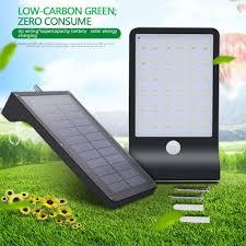 China Global Sunrise <b>Lights 36LED</b> Garden <b>Solar Light Solar</b> Home ...