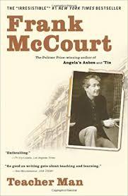 <b>Teacher Man</b>: A Memoir: <b>Frank McCourt</b>: 9780743243780: Amazon ...