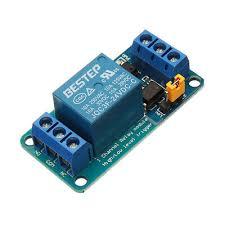 <b>BESTEP</b> 24V <b>30A 250V</b> 1 Channel Relay High Level Drive Relay ...