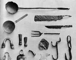 antique kitchen equipment