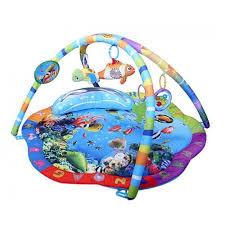 Купить <b>Развивающий коврик La-Di-Da</b> Подводный Мир в ...