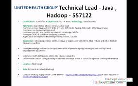 jobs by hadoopexam com hadoop and bigdata java jobs by hadoopexam com hadoop and bigdata java