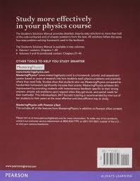 student s solution manual for university physics modern student s solution manual for university physics modern physics volume 1 chs 1 20 hugh d young roger a dman 9780133981711 books amazon