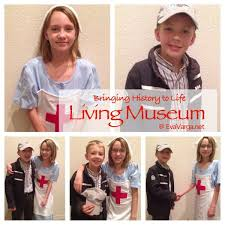 living history brand p create a living history wax museum for your homeschooling community an