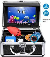 Portable Underwater Fishing Camera,HXEY with ... - Amazon.com