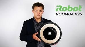 Обзор <b>робота</b>-<b>пылесоса Roomba</b> 895 - YouTube