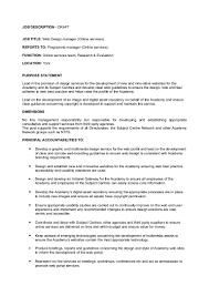job description draft thumbnail jpg cb