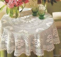 <b>Home Decor</b> Crochet Patterns Part 96 | Круглая <b>скатерть</b> ...