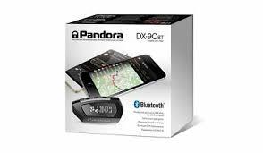 Pandora DX90BT car alarm 2000m, autostart, 868, CAN, LIN, BT ...