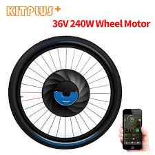 <b>YUNZHILUN 36V</b> 240W X <b>IMortor</b> חשמלי אופניים גלגל רכזת מנוע E ...