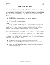example admissions essay essay draft rough draft example of essay    drafts essay writing