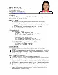 resume templates format job application biodata 93 glamorous resume templates