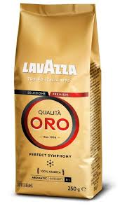<b>Кофе в зернах Lavazza</b> Qualita Oro — купить по выгодной цене ...