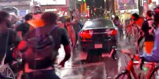 Cars Have <b>Hit</b> Protesters More Than 100 Times This <b>Year</b> - WSJ