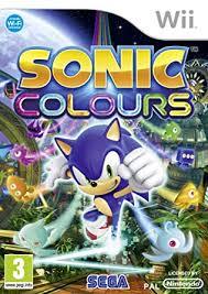 Sonic Colours (Nintendo Wii): Video Games - Amazon.com