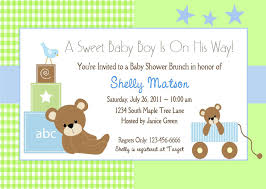 baby shower invite template com baby shower invite template to design enchanting baby shower invitation card based on your style 411201617