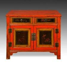 Red <b>Antique Chinese Cabinets</b> for sale | eBay