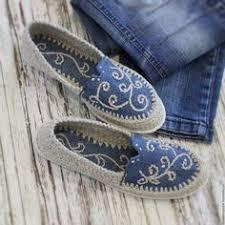 Купить или заказать Льняная <b>обувь</b> 'Эко МОДА' в интернет ...